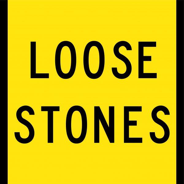 Loose Stones Multi Message Signage