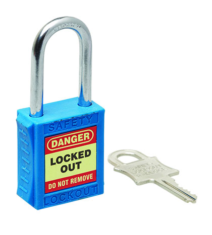 Premium Blue Lockout Safety Products