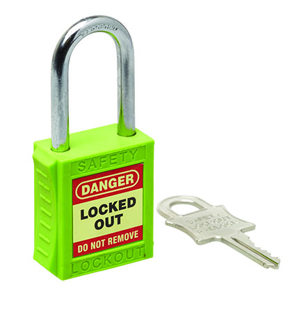 Premium Green Lockout Safety Products