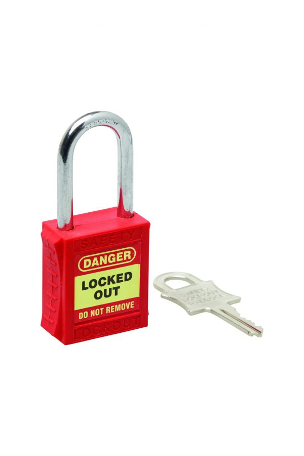Premium Red Lockout Safety Products
