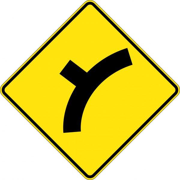 Left or Right Side Road Junction