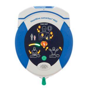 Semi-Automatic HeartSine Defibrillator Samaritan 500P