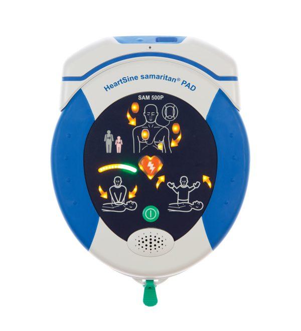 HeartSine Defibrillator Samaritan 500P