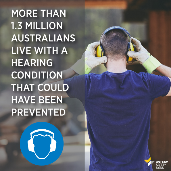 More Than 1.3 Million Australians Live With A Hearing Condition That Could Have Been Prevented